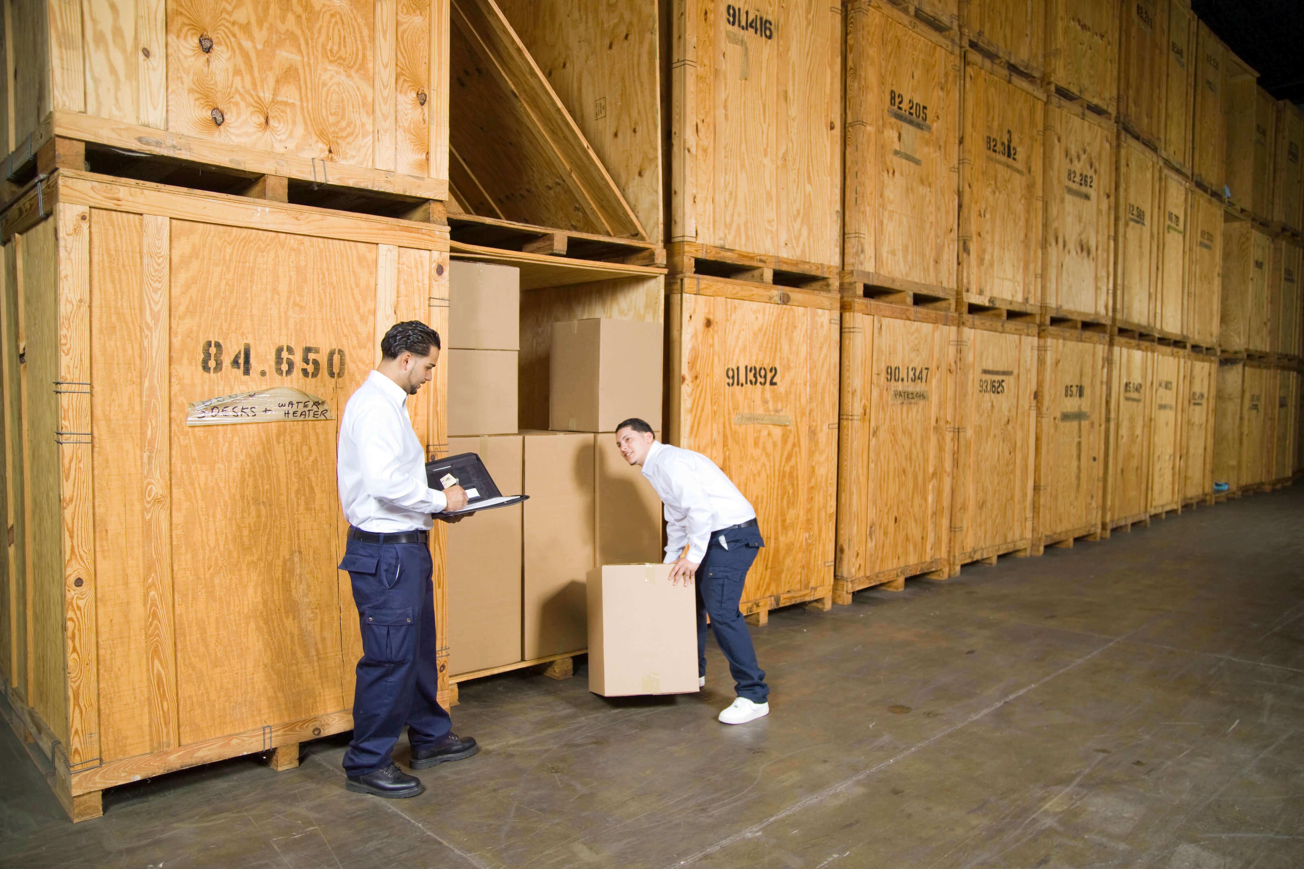 Storage Shelving and Storage