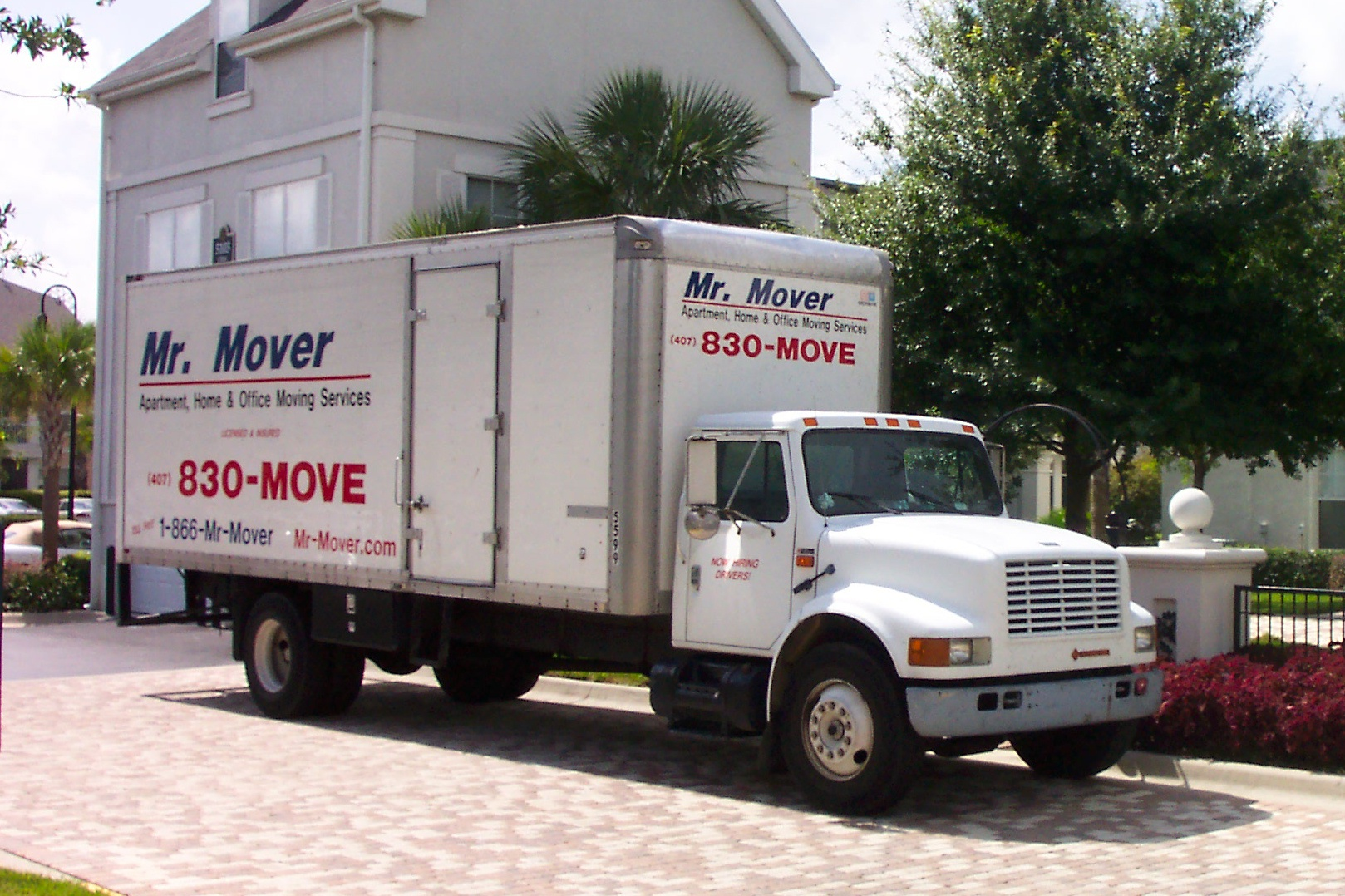 Movers – What Are The Varied Sorts?