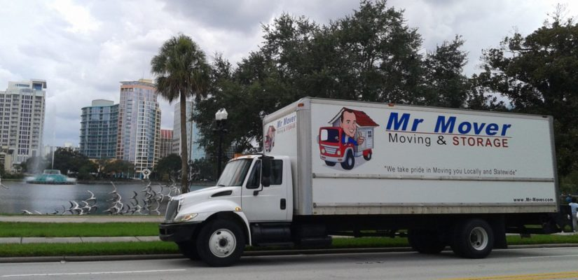 Movers and Packers for Local Shifting